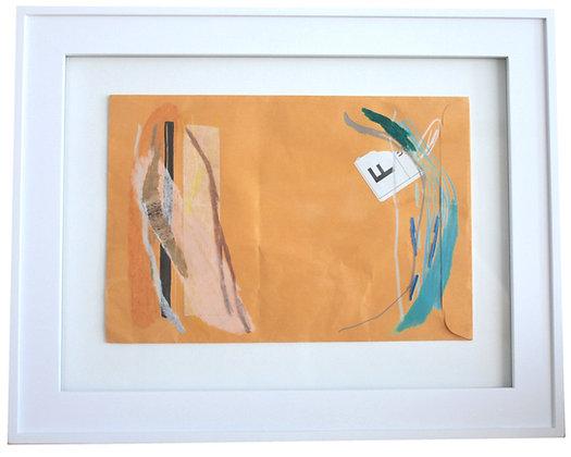 Sand and Sea (framed)