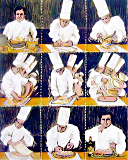 Jeremiah Tower 4-4 by Guy Buffet