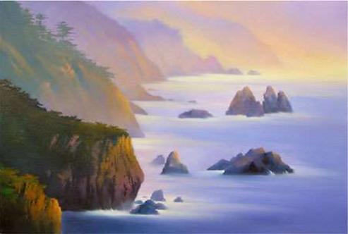 Summer Morning by Richard Leung