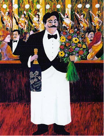 Monsieur Henri by Guy Buffet