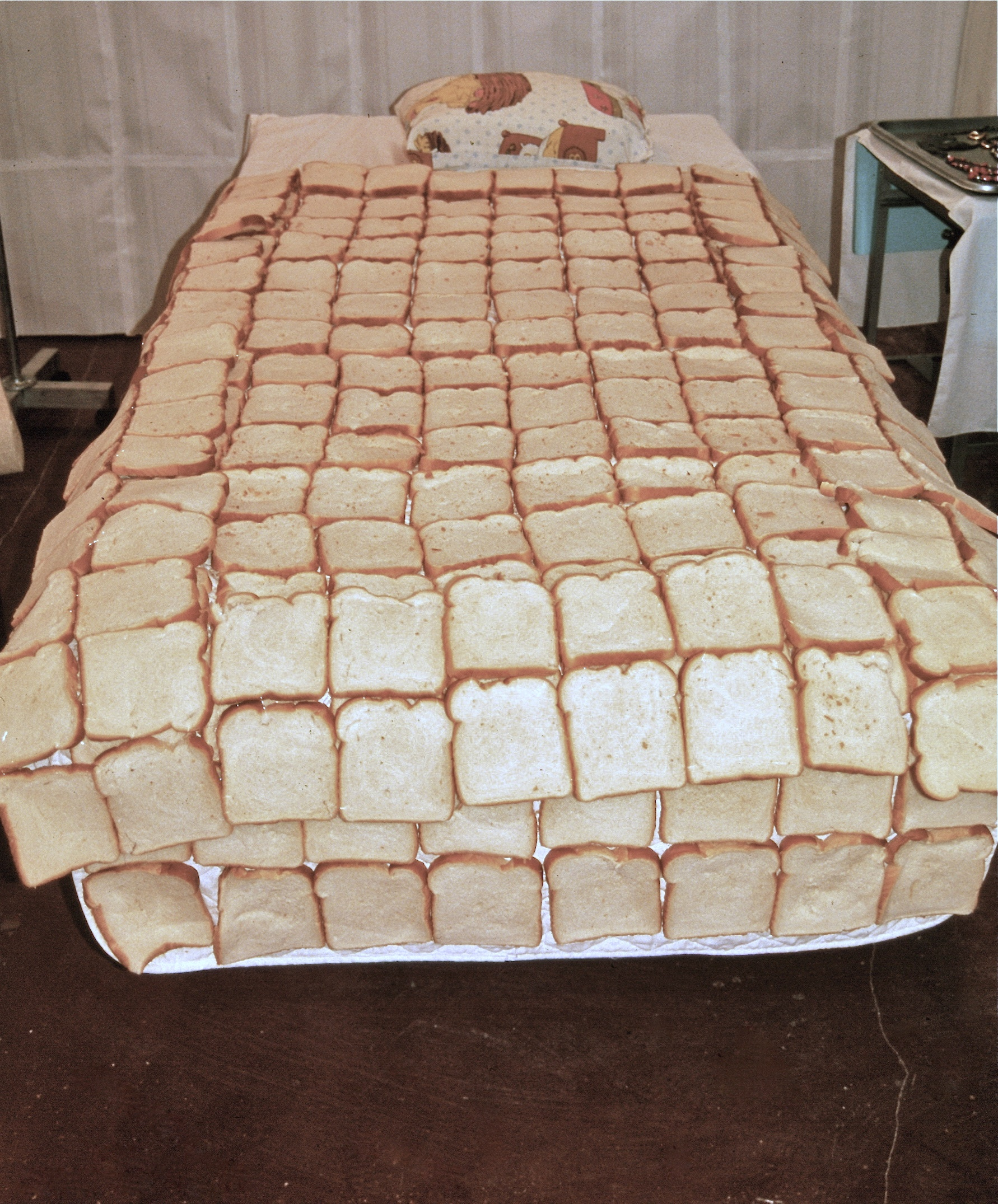 Bread Blanket