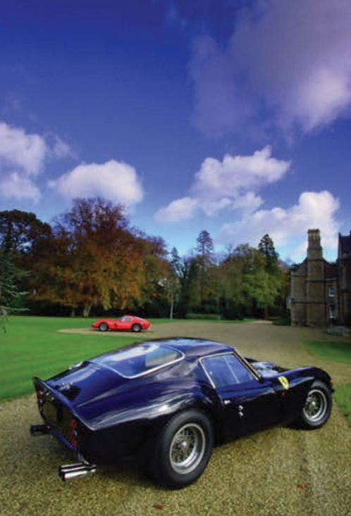 1963 Ferrari 250 GTO by Winston Goodfellow