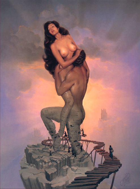 Passion by John Pitre