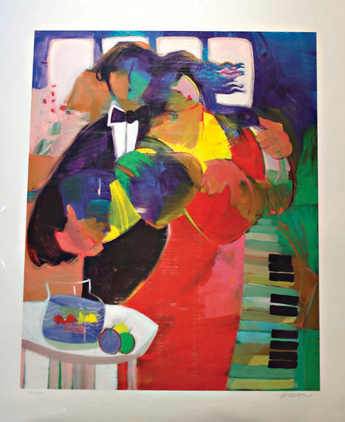 Love is Here by Abrishami Hessam