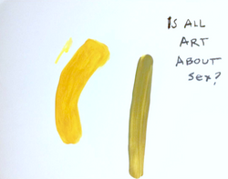 Is All Art About Sex?