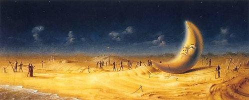 Moonwalk by Gil Bruvel
