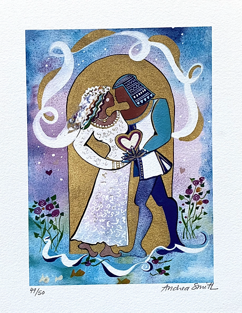 The Wedding by Andrea Smith