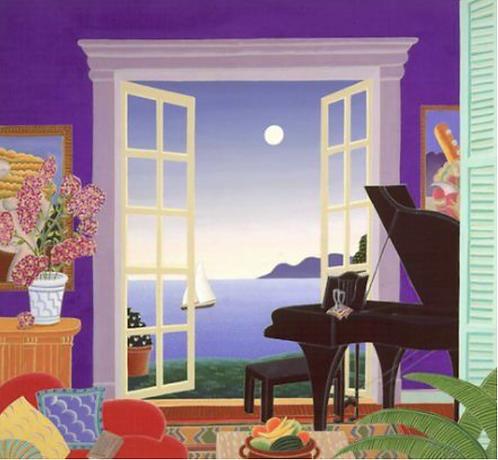 Sonata by Thomas Mcknight