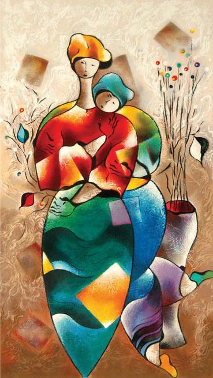 Embrace 2002 by David Schluss