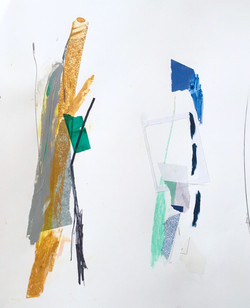Untitled (Yellow, Green, Blue)