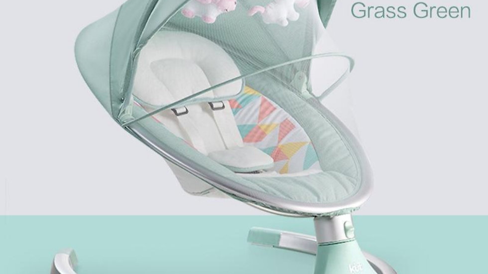 📱Bluetooth/USB/Music baby bouncer