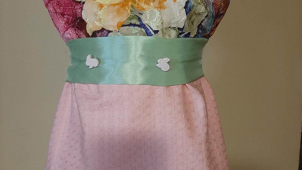 Size 6-Spring Flutter Dress