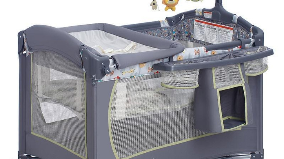 Valdera foldable play pen/bed