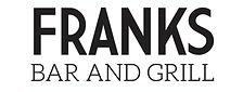 Franks Bar & Grill logo