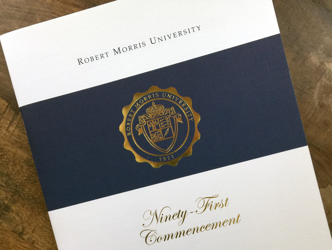 RMU Commencement Program