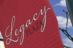 CMU Legacy Plaza banner