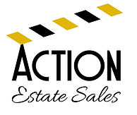 Action Estate Sales Logo