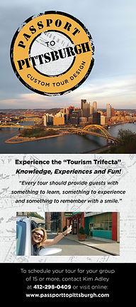 Passport to Pittsburgh rack card