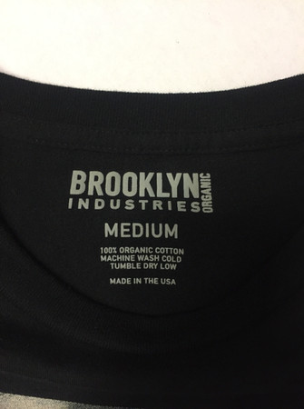 Printed Inside Neck Label