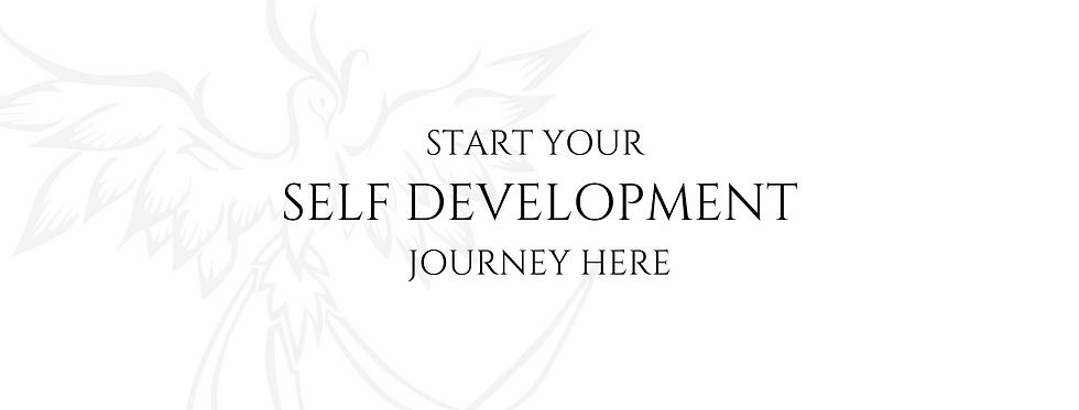 Copy of Start your Self Development Jour