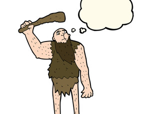 Caveman Consciousness- is this you?