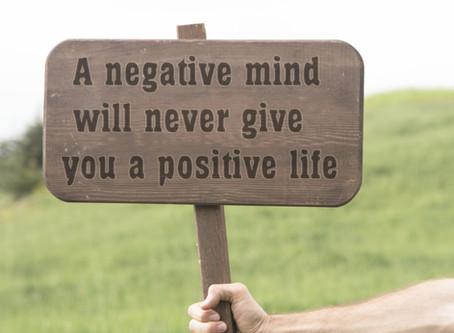 The Poison Of Negativity
