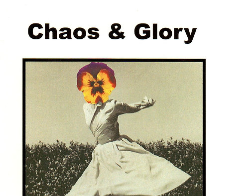 Chaos & Glory: Poems by Ira Cohen