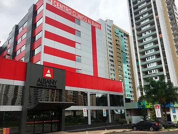 Edificio Albany Medical Center