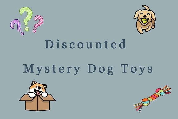 Mystery Dog Toy Bundles