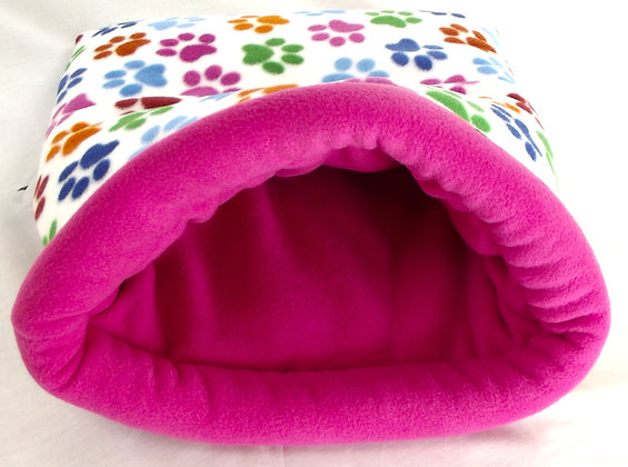 Snoozy Bed - Pink