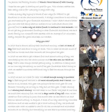 February Newsletter!