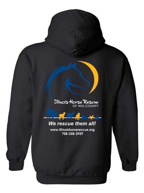 We Rescue Them ALL Hoodie