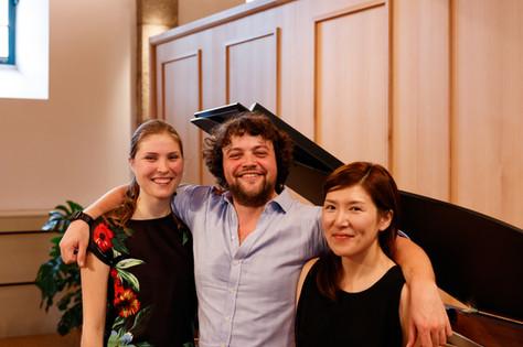 Landesmusikakademie Thüringen 2017 - Foto: Florian Bankosegger
