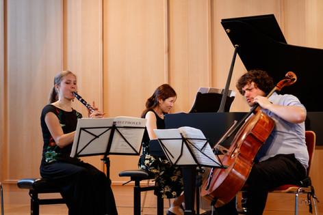 Konzert Landesmusikakademie Thüringen 2017 - Foto: Florian Bankosegger
