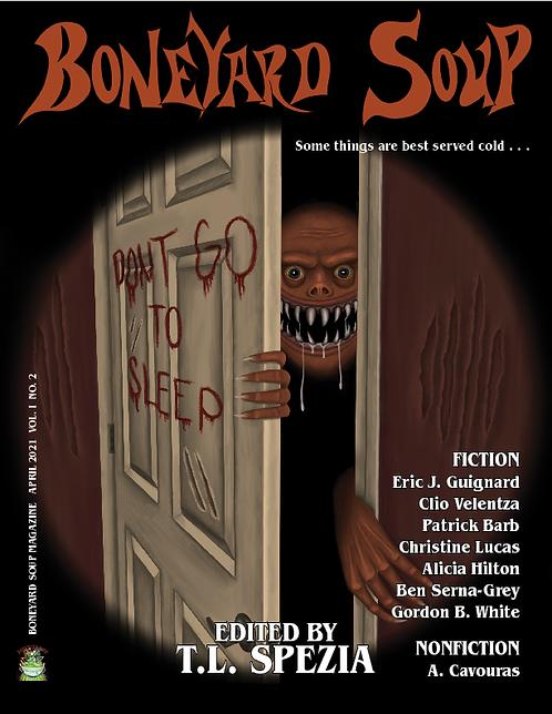 Single Issues of Boneyard Soup