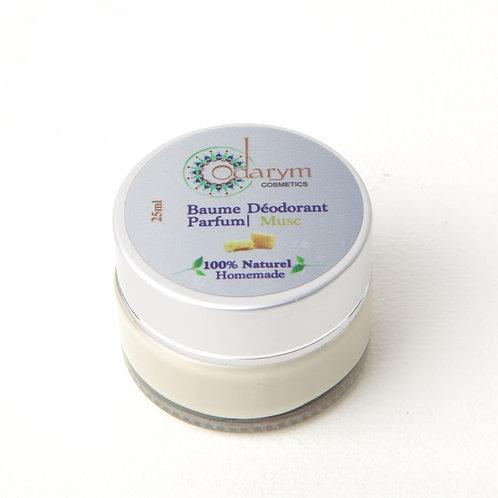 Baume déodorant - Musc