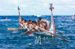 蘭嶼-野銀大船下水