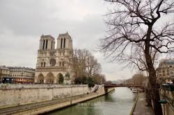 巴黎 聖母院
