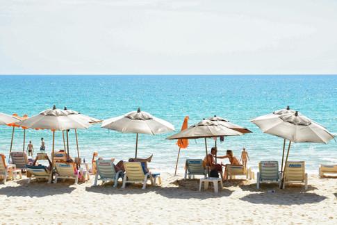 夏 • 普吉島沙灘