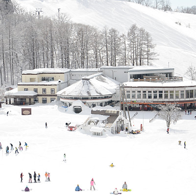 HAKUBA VALLEY 鹿島槍滑雪場