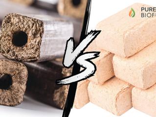 Briquettes: Pini Kay VS RUF