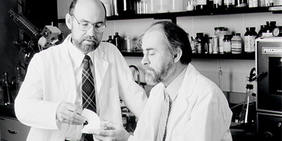 Drs. Fry & Silver Making History