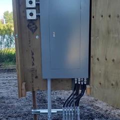 Outdoor Panel