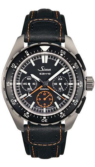Sinn EZM 10 Pilot Chronograph TESTAF
