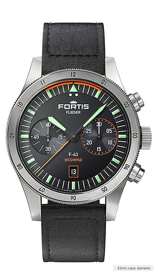 Fortis Pilot F-43 Bicompax