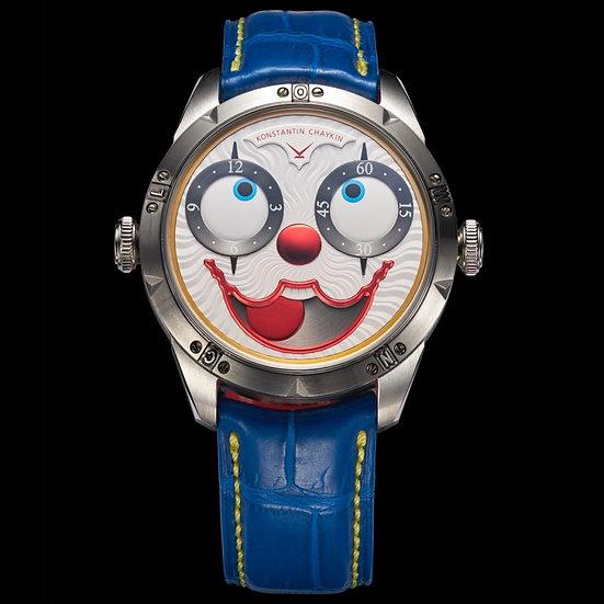 Konstantin Chaykin Clown II Audacity