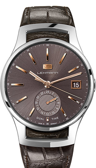 Lehmann Intemporal Dual Time