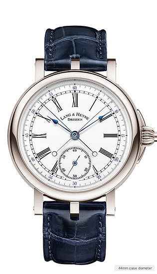 Lang & Heyne Albert White Gold