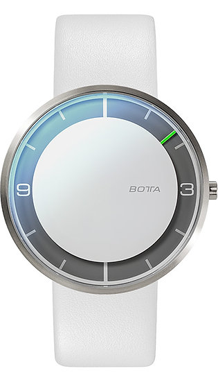 Botta-Design NOVA Titanium Quartz white