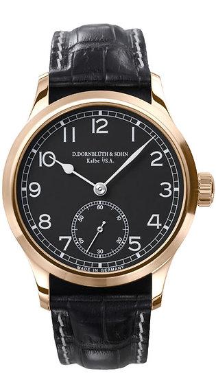 Dornblüth & Sohn 99.1 Rose Gold Black Dial